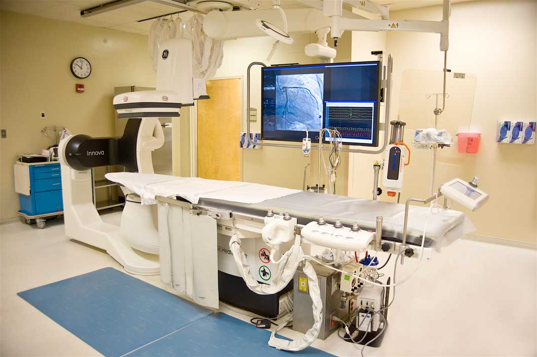 Announcing ALL NEW Cath Lab at Mercy Regional Medical Center.